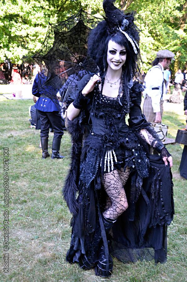 Victorian Picnic Wave Gotik Treffen XXI WGT 2012 54