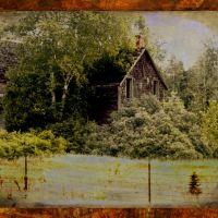 Antique Impressions: Abandoned