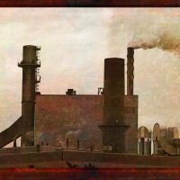 Antique Impressions: Espanola - Industrial Landscapes