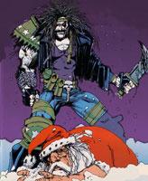 Lobo aime Noël