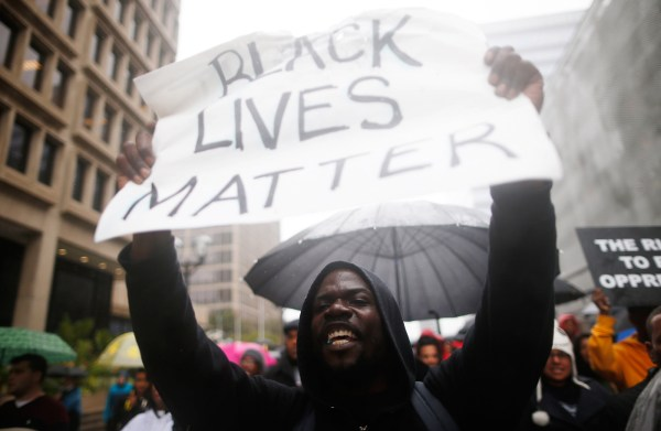 In Ferguson, a new wave of protests against police