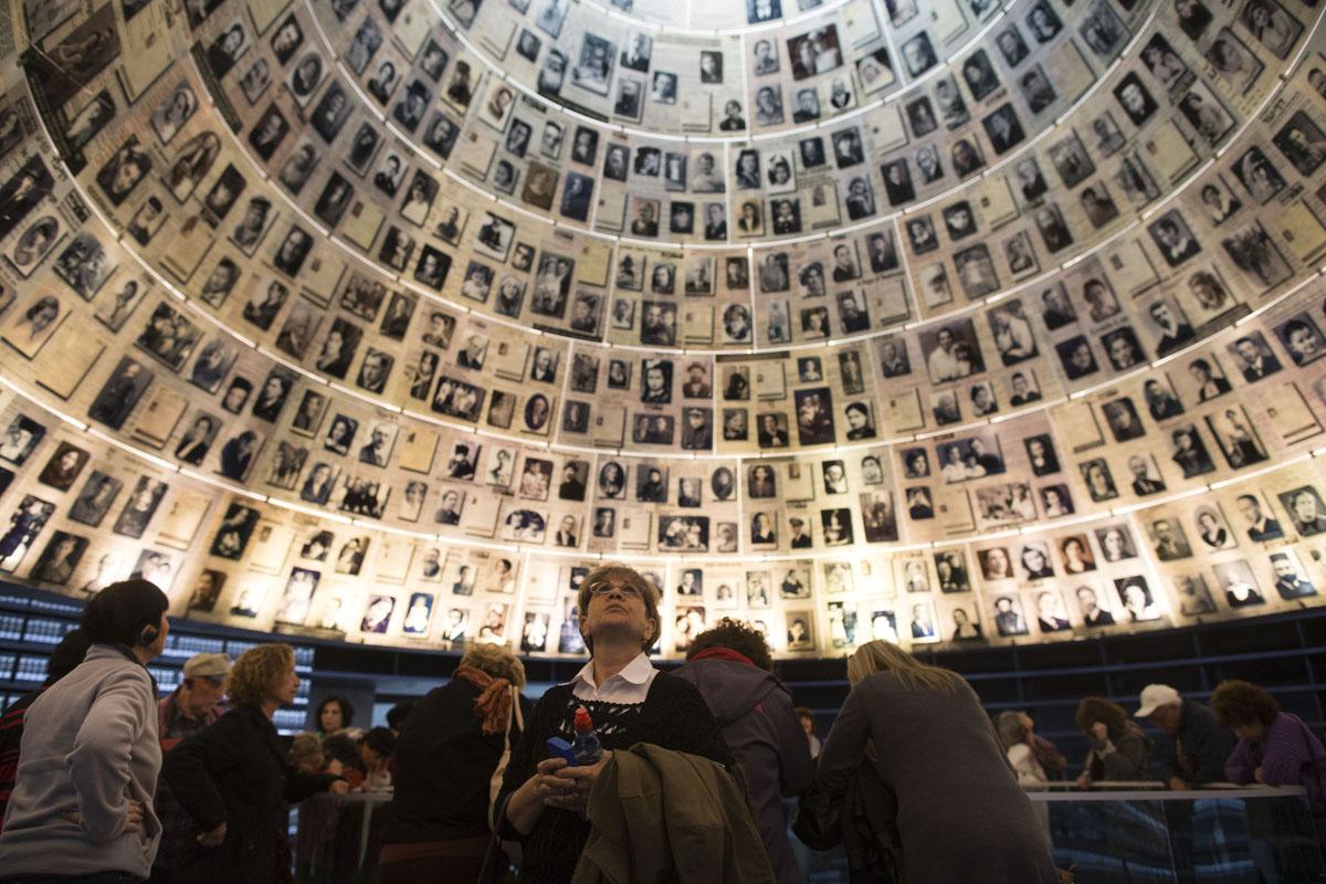 Holocaust Victims Honored On International Holocaust