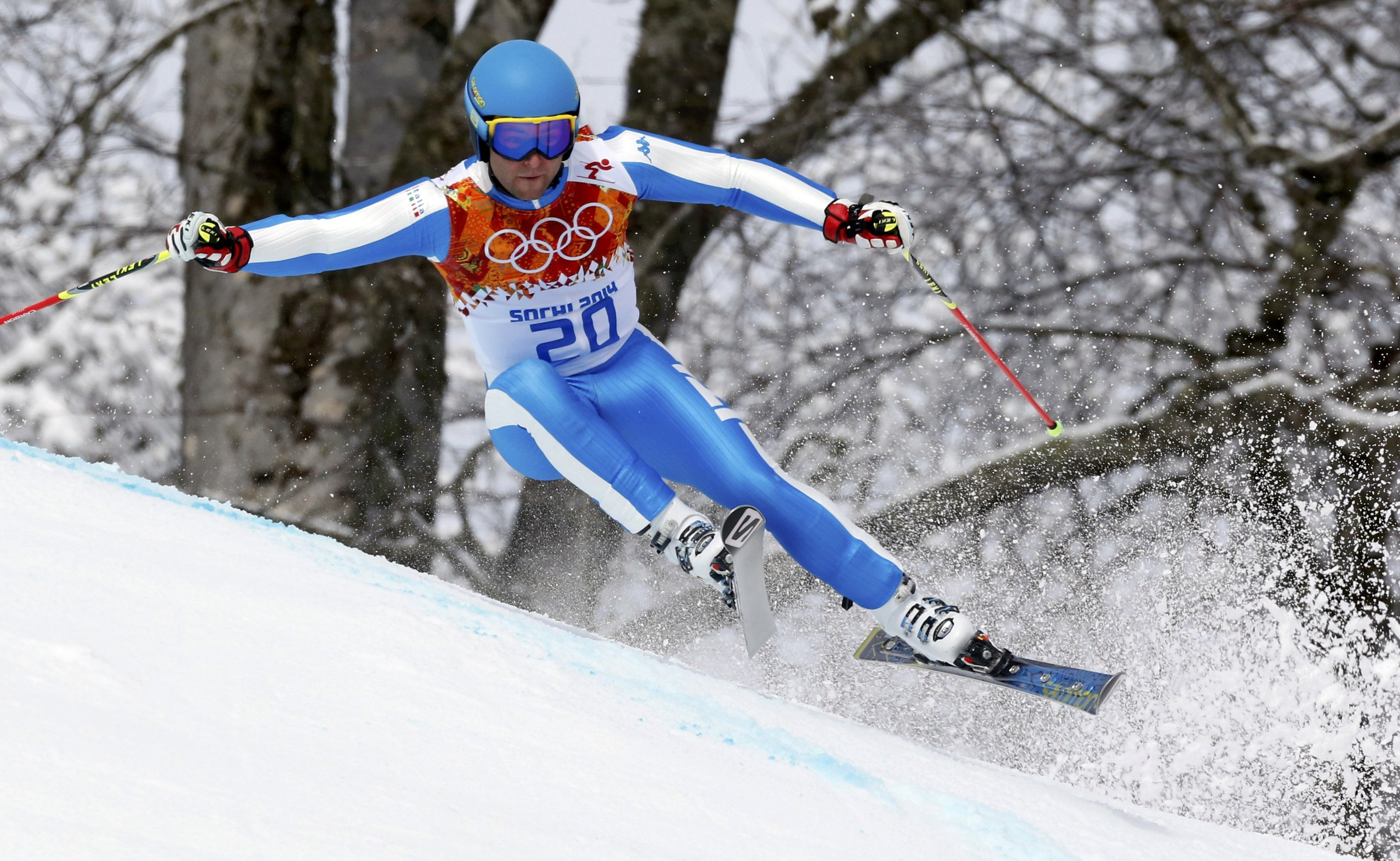 Sochi Olympics Day 14 Injury Ends Games For Bode Miller