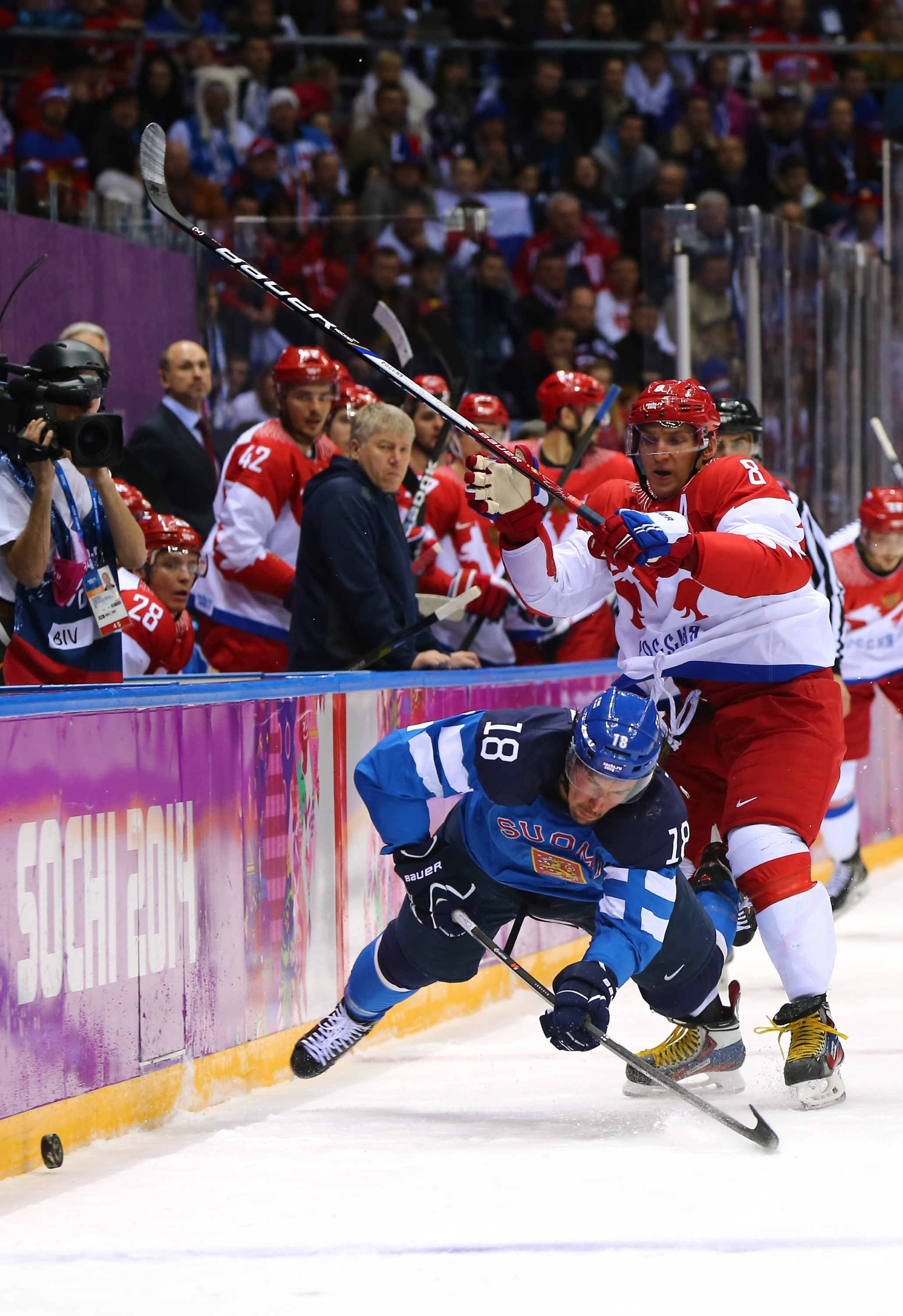 The Crashes Falls Spills And Tumbles Of The Sochi Olympics