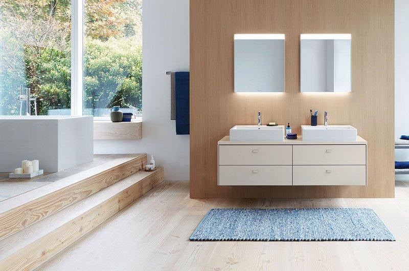 duravit launches brioso bathroom range