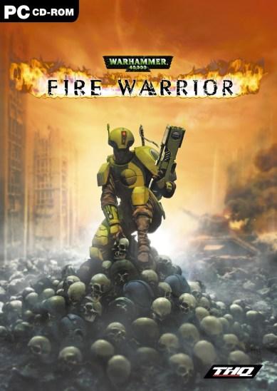 Warhammer 40000 Fire Warrior