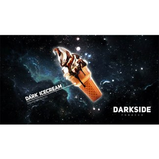 Dark Side Dark Icecream