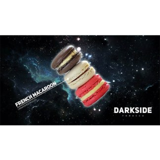 Dark Side French Macaroon