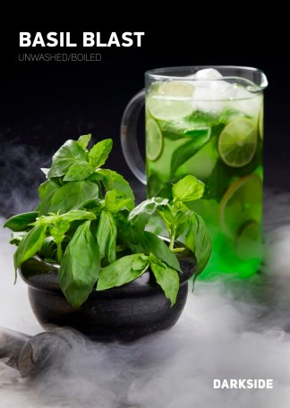 Табак Dark Side Basil Blast