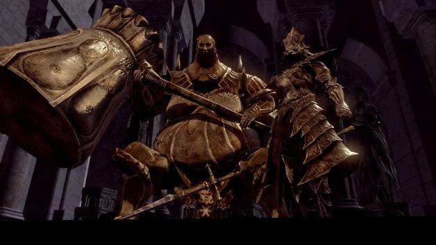 Image result for dark souls ornstein