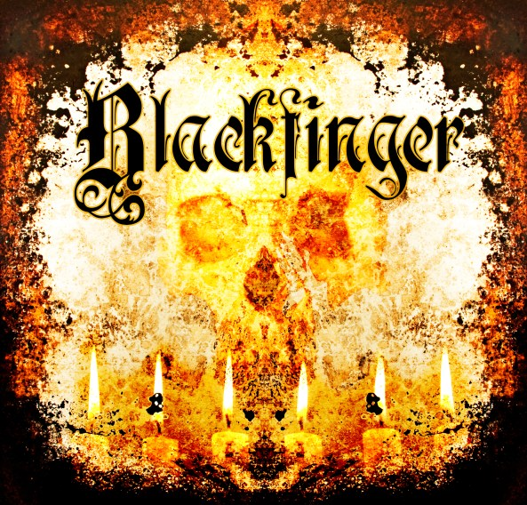 Blackfinger Album Cover