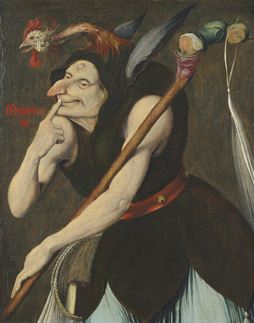 Quentin Metsys, An Allegory of Folly, Early 16th Century