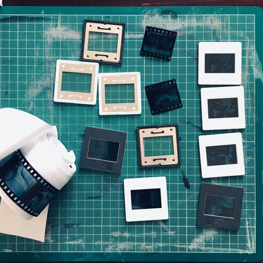 Preparing analogue archive 1