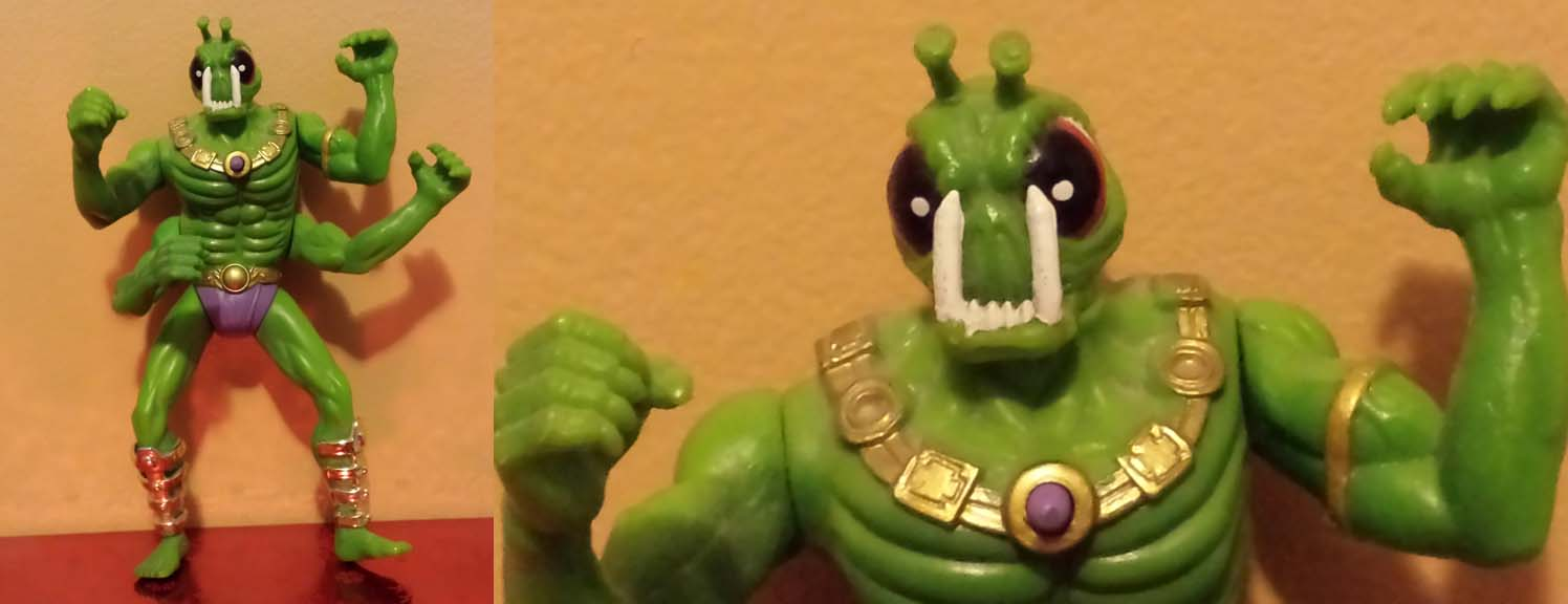 O Green Man: The Visual History of the Thark – Part 1