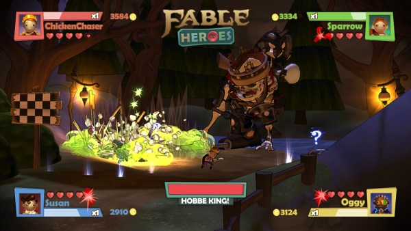 Fable Heroes Xbox 360 review - DarkZero