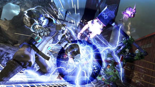 Anarchy Reigns screen 2