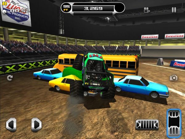 Monster Truck Destruction screen 4