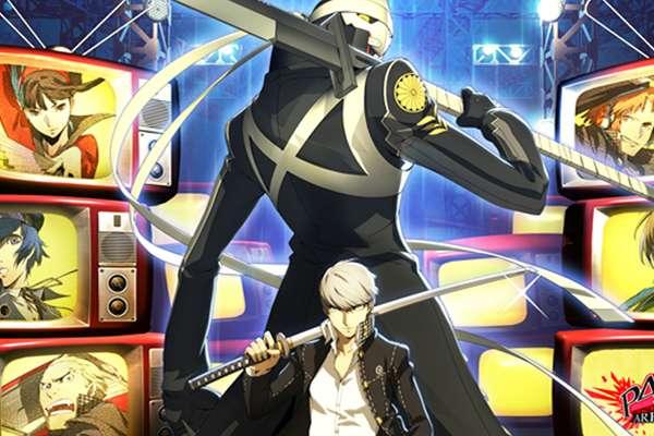 Persona 4 - Arena