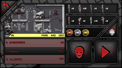 OMG HD Zombies screen 2