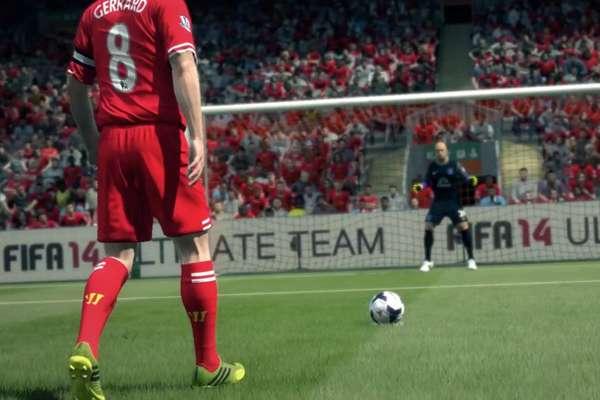 FIFA 14 - 3