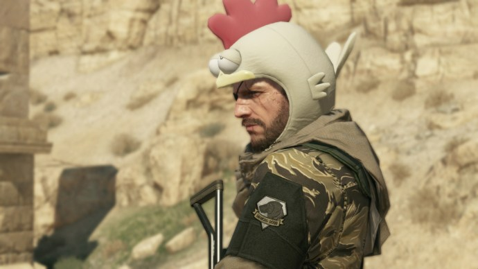 Phantom pain 6