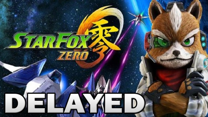 StarFox Zero was a big-hitting delay for Ninty's Christmas schedule.