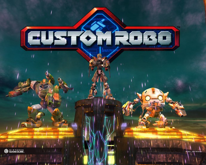 Custom_Robo