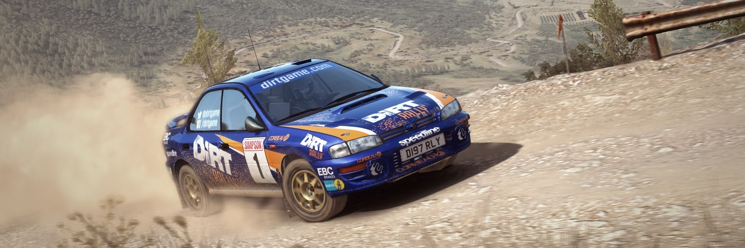 dirt rally xbox one review darkzero. Black Bedroom Furniture Sets. Home Design Ideas