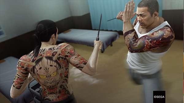 Yakuza Crafting Parts