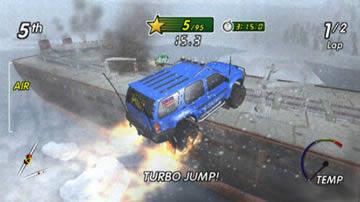 Excite Truck Wii Review Darkzero