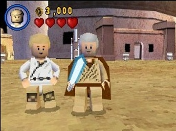 Lego Star Wars Ii The Original Trilogy Ds Review Darkzero