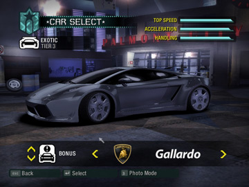 Need For Speed Carbon Ps2 Review Darkzero