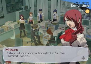 persona 3 dating Mitsuru