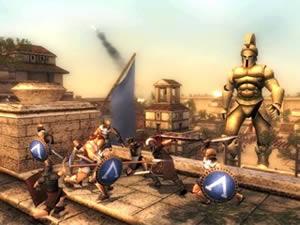 Spartan Total Warrior Ps2 Review Darkzero