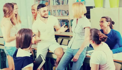 仲良くなれる習い事!英会話教室が男女の出会いに最適な訳3つ