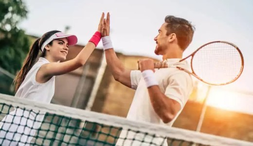 テニススクール、サークルが女性との出会いでおすすめな3つの理由