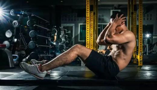 体脂肪率を落とせばシックスパックはできる!腹筋を6つに割るコツを解説