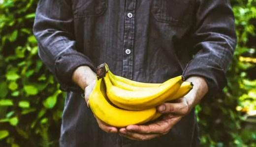 バナナは筋トレの強い味方!トレーニングの前後に食べたい優れた効果4選