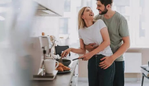 スキンシップには幸せ効果アリ!パートナーとの効果的な触れ合い方