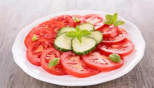 デトックス効果アリ!アレンジしやすいトマトのダイエットレシピ5選