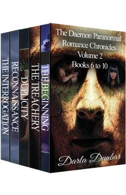 The Daemon Paranormal Romance Chronicles – Vol. 2, Books 6 to 10