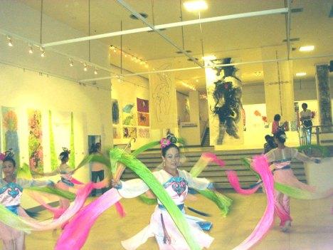 aapning - tsai-mo-utstilling -Taichung-cultural--center-nr-2