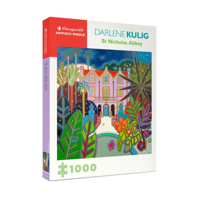 Darlene Kulig - St Nicholas Abbey 1000 Piece Puzzle
