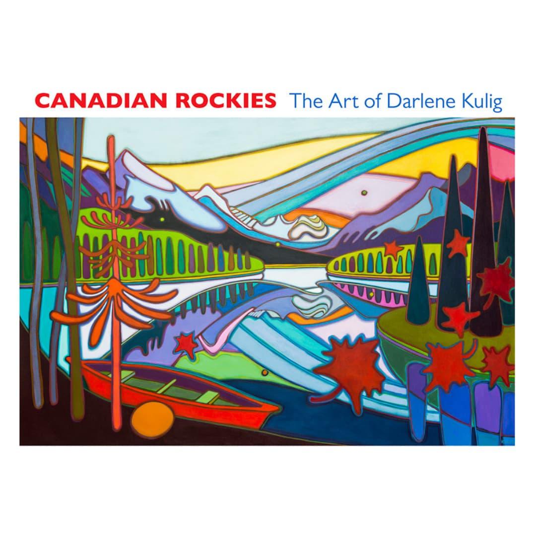 Darlene Kulig - Canadian Rockies Boxed Card Set
