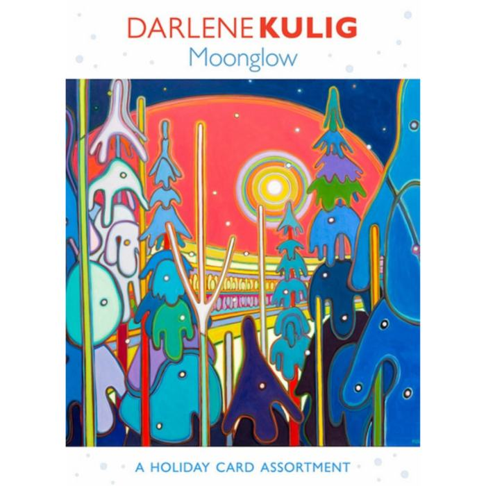 Darlene Kulig - Moonglow Boxed Holiday Card Set
