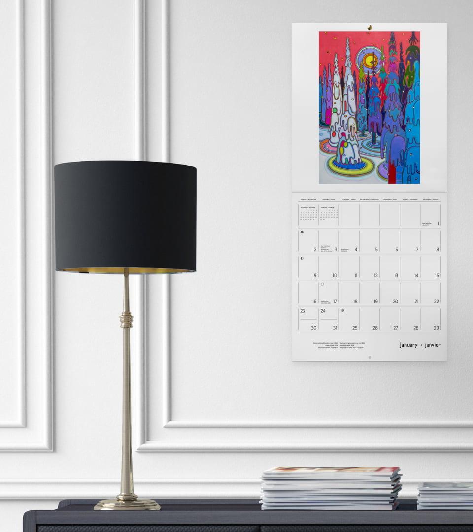 2022 Calendar - Hero Image - Darlene Kulig - Canadian Artist (1)