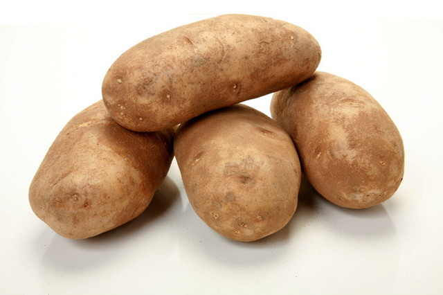 ** REMINDER ** 5 LBS of Shaw's Idaho Russet Potatoes Only