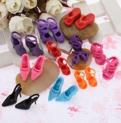 barbie-shoes