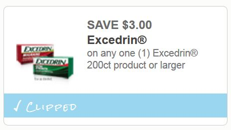 excedrin-coupon