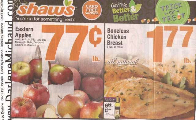 shaws-flyer-preview-ad-scan-october-24-october-30-page-1a